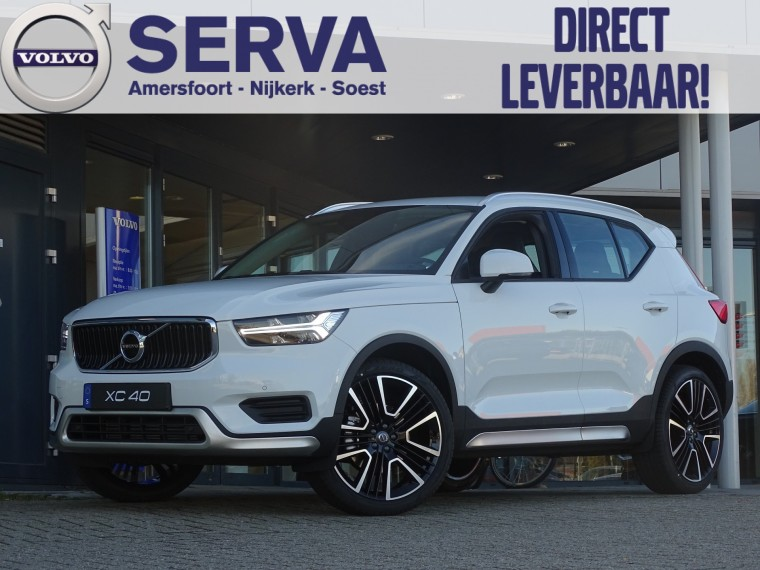 Foto van Volvo XC40 T4 AWD Geartronic Momentum | Styling Kit
