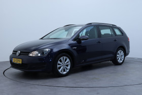 Volkswagen Golf Variant 1.6 TDI BlueMotion Cruise, Stoelverwarming Trekhaak,