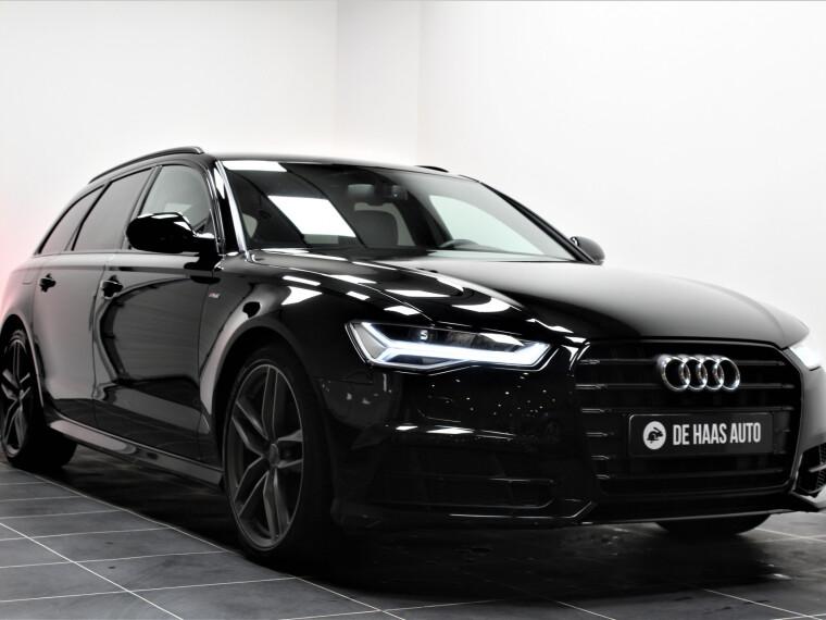Foto van Audi A6 Avant 2.0 TDI S-Line Black Edition/20 inch/Alcantara/Matrix led