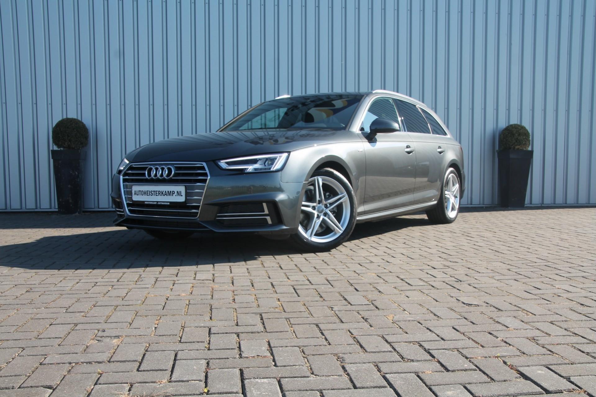 Audi A4 Avant 2.0 TFSI 190PK Ultra Sport S-Line S-tronic ...