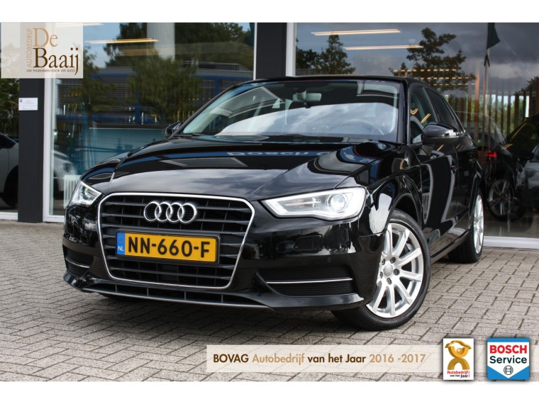 Foto van Audi A3 Sportback 1.4 TFSI Ambition Sport Edition
