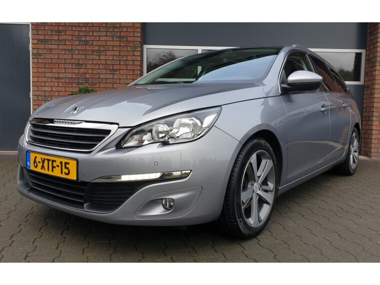 Foto van Peugeot 308 SW 1.6 BlueHDI Blue Lease Executive