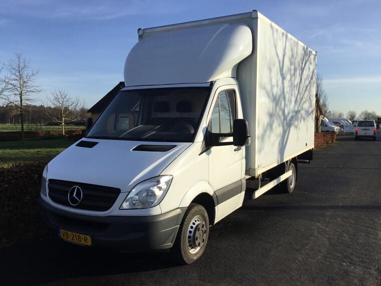 Foto van Mercedes-Benz Sprinter 316 CDI