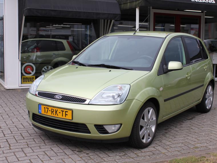 Foto van Ford Fiesta 1.3 Futura
