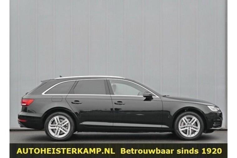 Audi A4 Avant 2.0 TFSI 252 PK Virtual Cockpit Standkachel Leder Sportstoelen