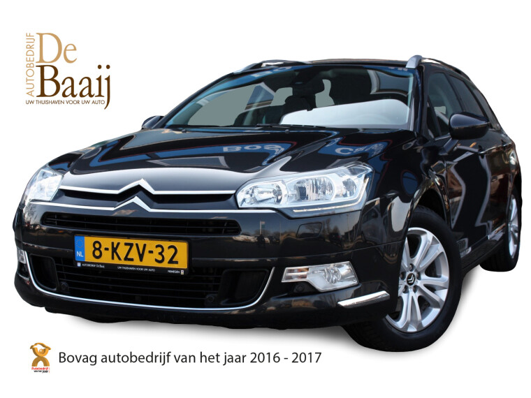 Foto van Citroën C5 Tourer 2.0 HDiF Exclusive