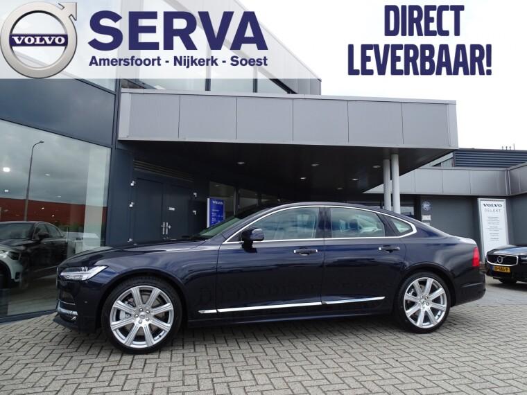 Foto van Volvo S90 T4 Geartronic Business Luxury Plus