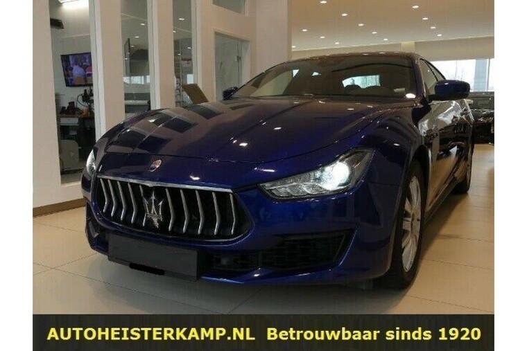 Maserati Ghibli 3.0 V6 D 275 PK ACC Camera