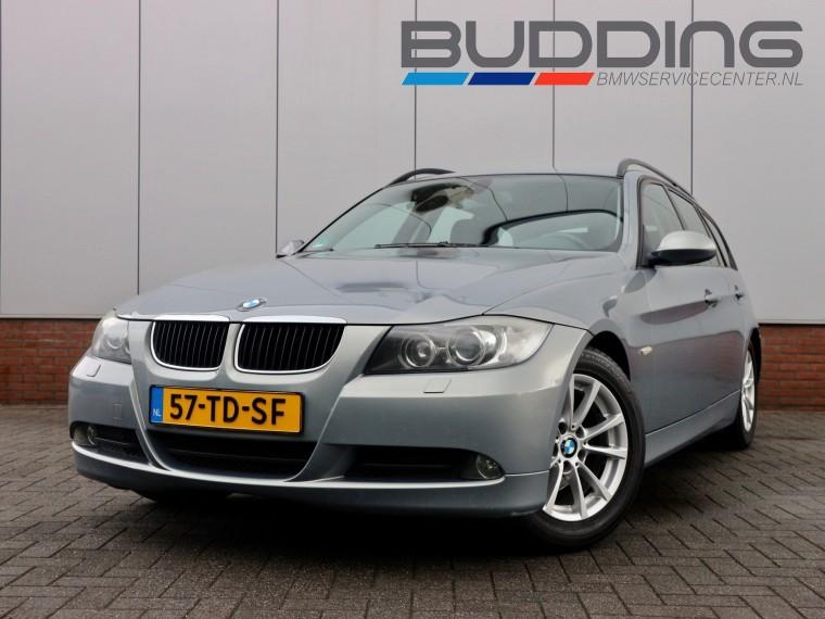 Foto van BMW 3 Serie Touring 320d High Exe