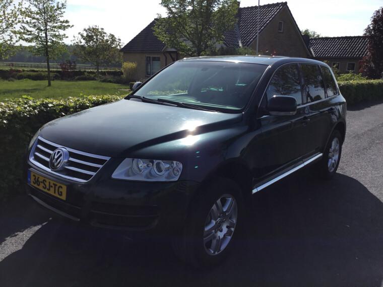 Foto van Volkswagen Touareg 3.2 V6 241 PK
