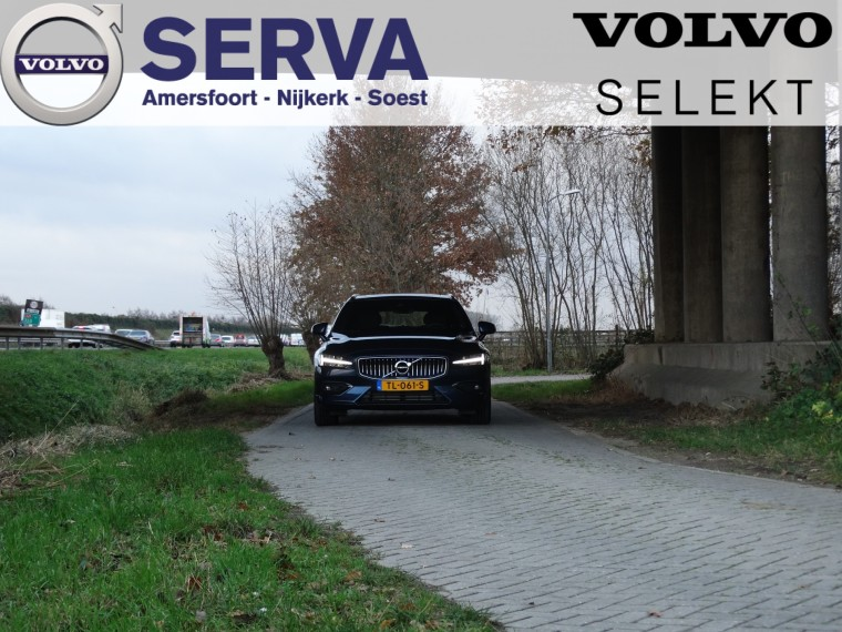 Foto van Volvo V60 T6 AWD Geartronic Inscription | Luxury Line |