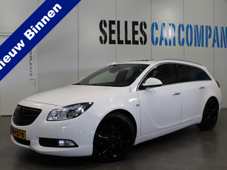 Foto van Opel Insignia Sports Tourer 2.0 CDTI Cosmo 4x4