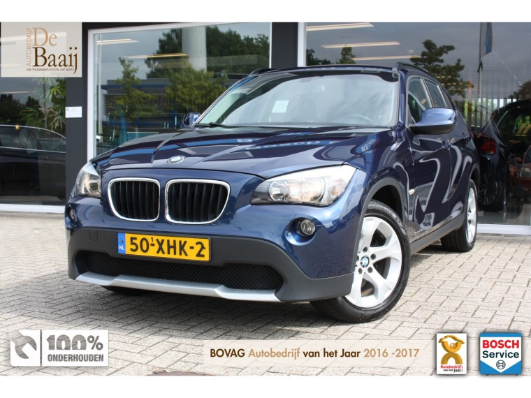 Foto van BMW X1 20i Executive 184pk