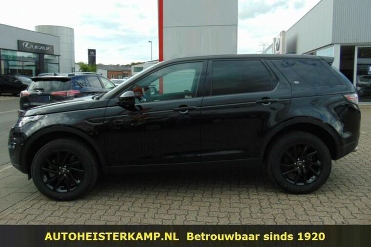 Land Rover Discovery Sport 2.0 TD4 SE 7-Zitter Navi Camera Meridian