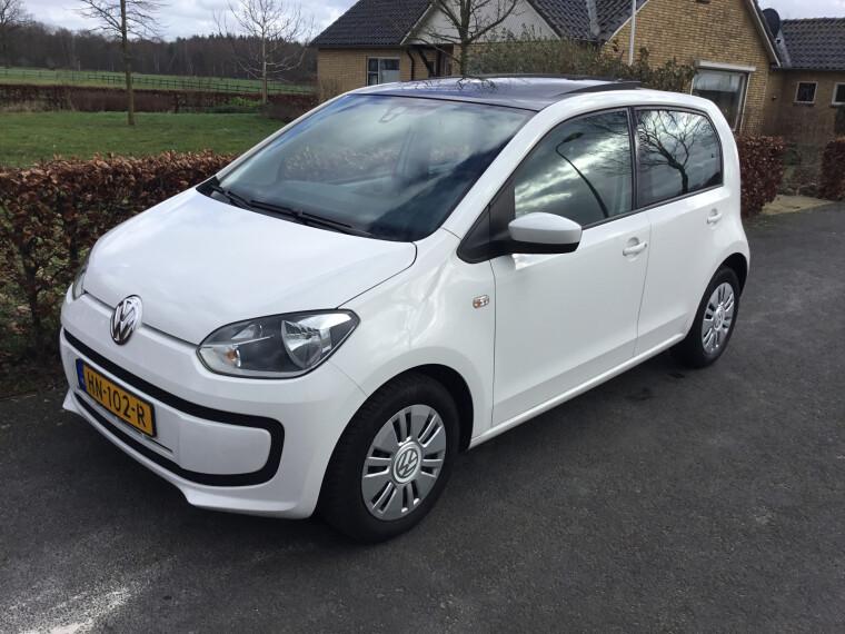 Foto van Volkswagen up! 1.0 60 PK move up! BlueMotion