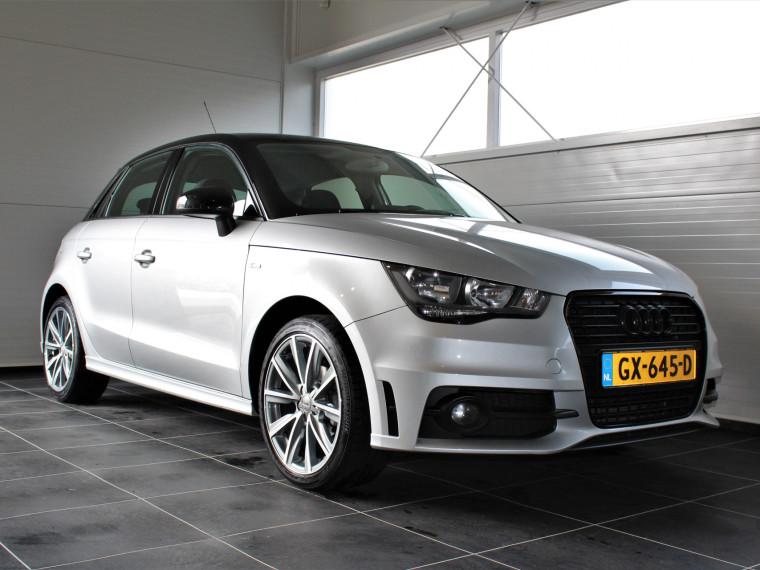 Foto van Audi A1 Sportback 1.2 TFSI S-Line/Nieuwstaat!