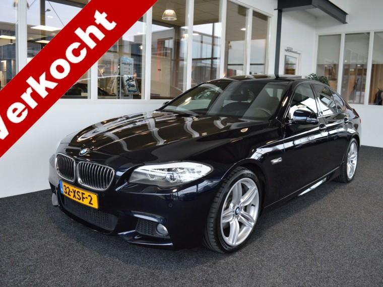 Foto van BMW 5 Serie Sedan 520d M-Sportedition Aut8
