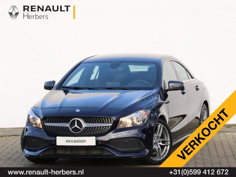 Foto van Mercedes-Benz CLA-Klasse 200 AMG / AUTOMAAT / NAVI / CAMERA / 18 INCH / STOELVERW / TREKHAAK