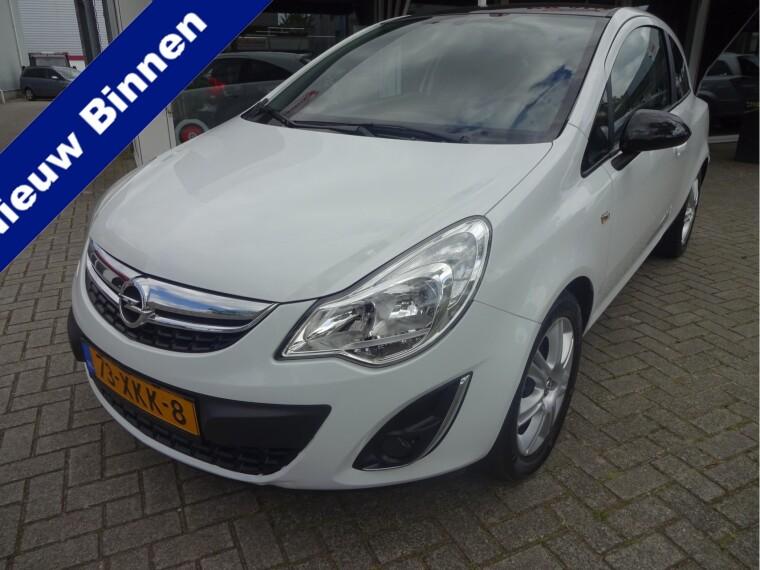 Foto van Opel Corsa 1.2 EcoFlex Business Edition LPG-g3
