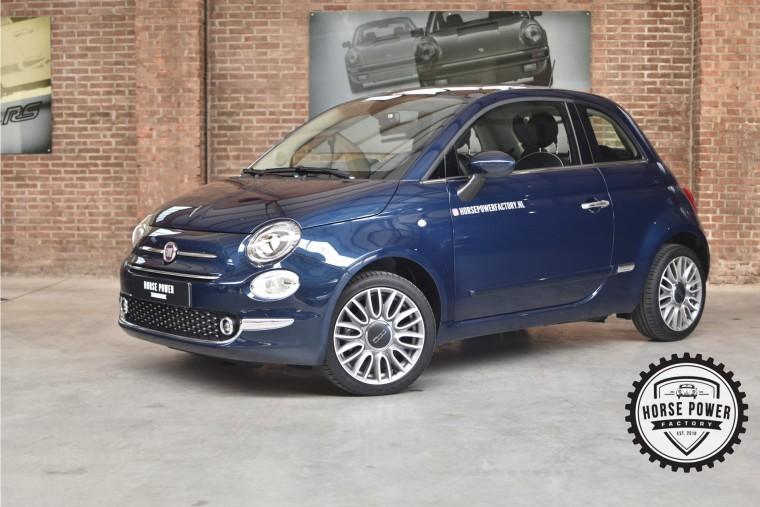 Foto van Fiat 500 1.2 Lounge