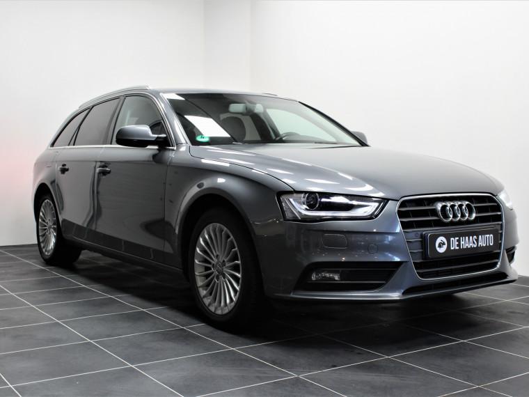Foto van Audi A4 Avant 2.0 TDI Business/Navi/Trekhaak/Parkeersensoren
