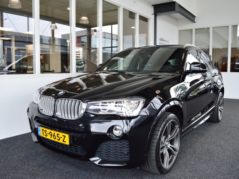 Foto van BMW X4 3.0d xDrive M-Sportedition Aut8