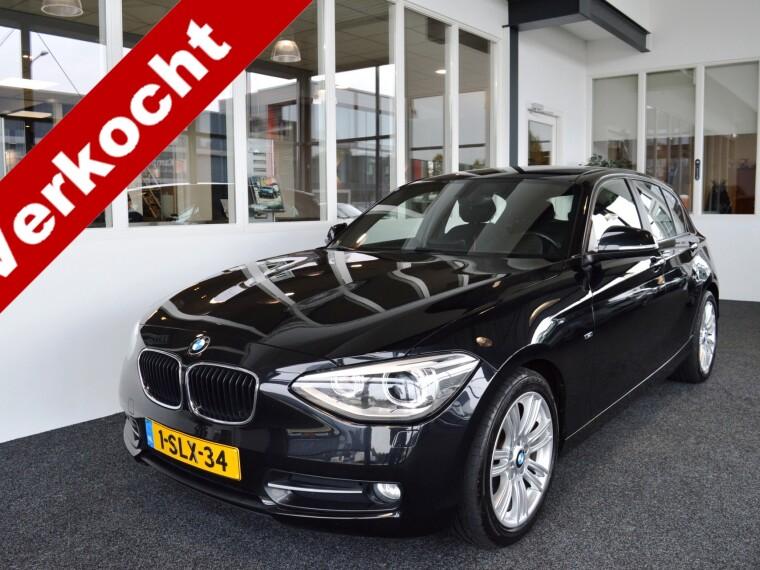 Foto van BMW 1 Serie 116d Sport-Line