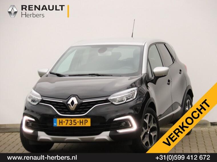 Foto van Renault Captur Energy TCe 90 S&S Intens / NAVI / ECC / CAMERA / PDC V+A / HANDSFREE