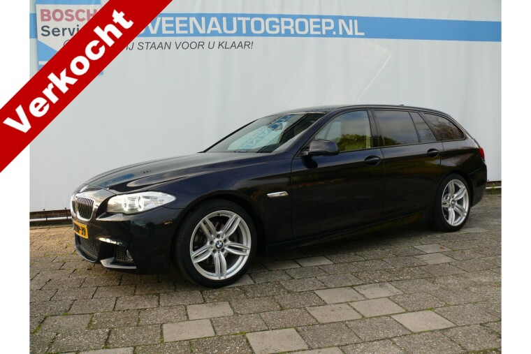 Foto van BMW 5 Serie Touring 520d Executive M Sport