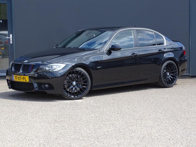 Foto van BMW 3 Serie 335i e90 2007 AUT Sedan Zwart