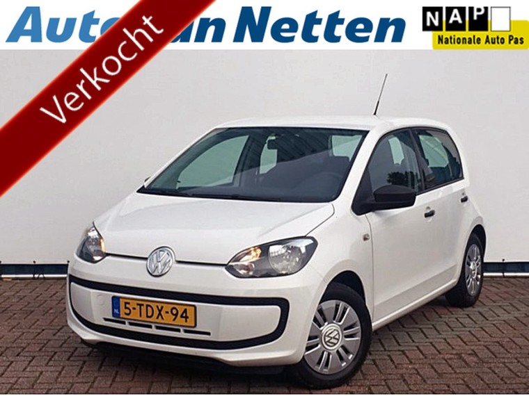 Foto van Volkswagen up! 1.0i 60pk TAKE UP BLUEMOTION,2014,