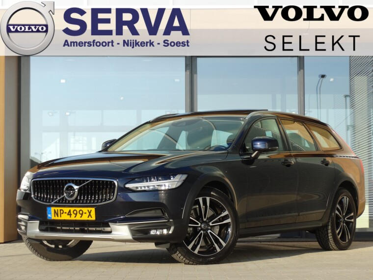 Foto van Volvo V90 Cross Country T5 AWD Geartronic Pro   Full Options  