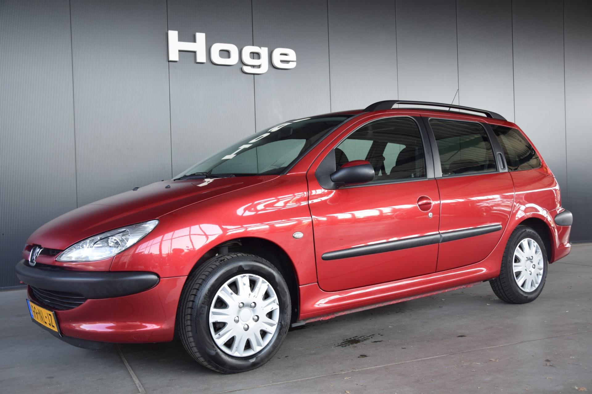 Peugeot 206 Sw 1 4 X Line Stuurbekrachtiging Trekhaak Elektrische