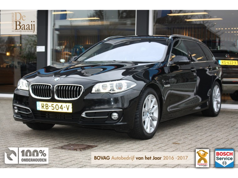 Foto van BMW 5 Serie Touring 530d xDrive Luxury