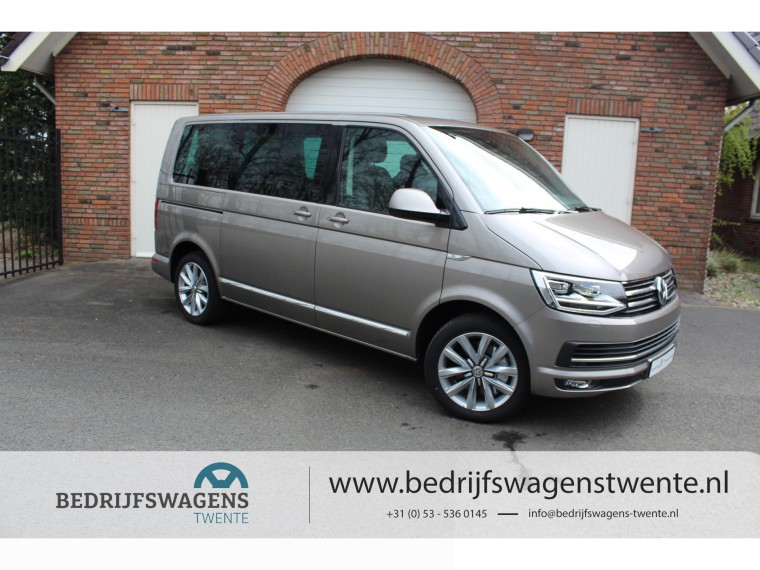 Foto van Volkswagen Multivan T6 204 PK DSG TDI HIGHLINE | LED | Camera.