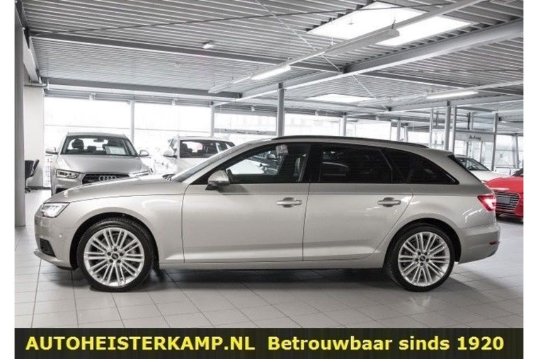 Audi A4 Avant 3.0 TDI quattro 272 PK ACC Head-Up Sportstoelen Virtual Cockpit LED 19 Inch