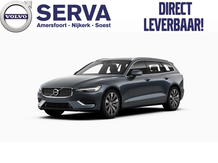 Foto van Volvo V60 T6 AWD Geartronic Inscription