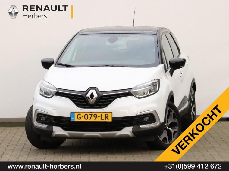 Foto van Renault Captur TCe 150 EDC INTENS / NAVI / PANO / CRUISE / ECC / CAMERA