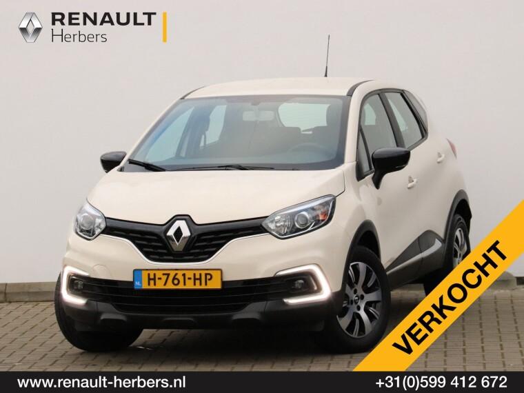 Foto van Renault Captur Energy TCe 90 S&S Expression / NAVI / AIRCO / CRUISE