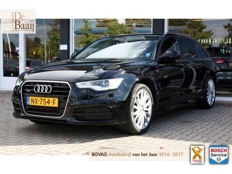 Foto van Audi A6 Avant 3.0 TDI Quattro Sport Edition