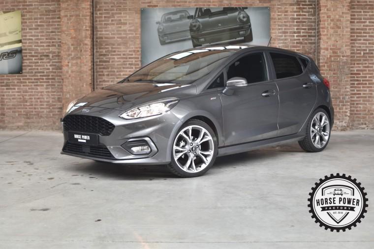 Foto van Ford Fiesta 1.0 EcoBoost ST-Line