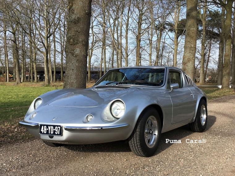 Foto van Puma GTE 1600