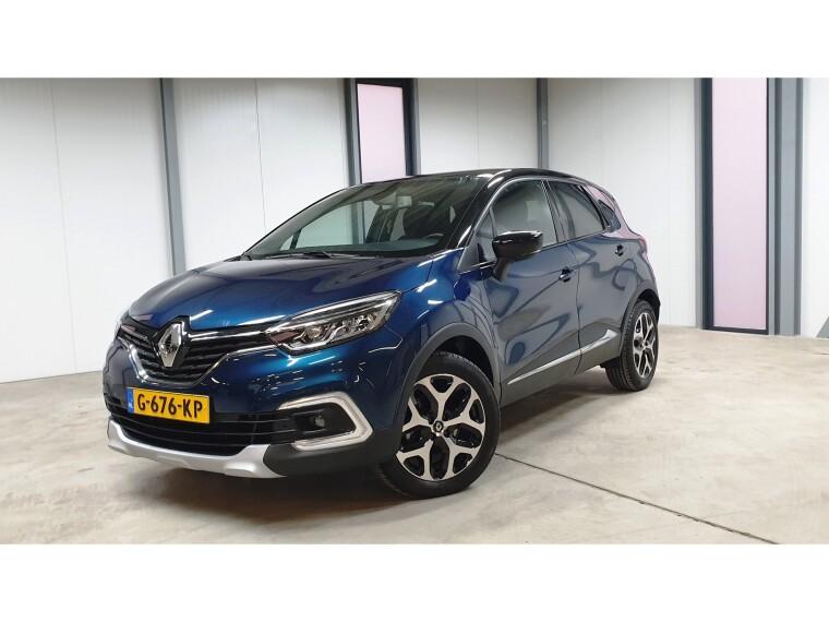 Renault Captur 1.3 TCe 150 pk Intens automaat navigatie led panorama camera