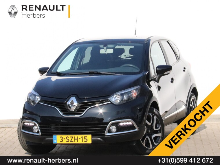 Foto van Renault Captur Energy TCe 90 S&S Expression / AIRCO / 17INCH / PRIVACY GLASS