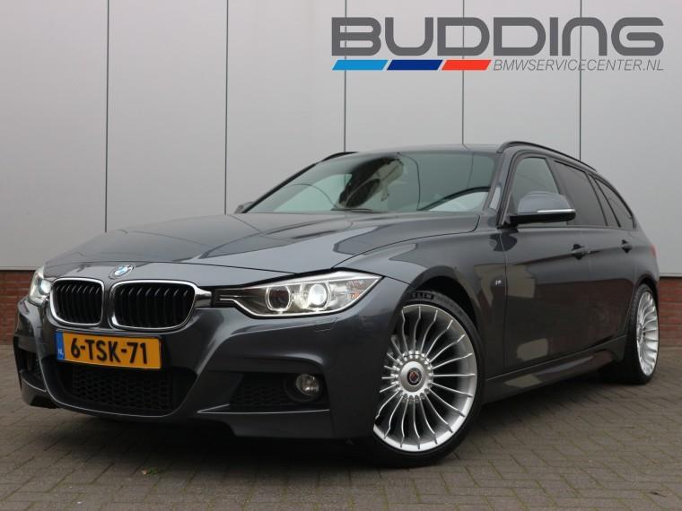 Foto van BMW 3 Serie Touring 318d High Exe