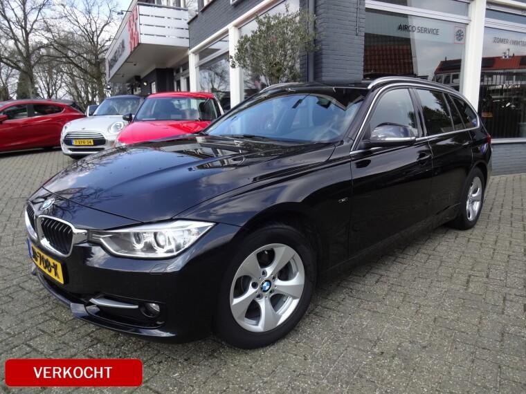 Foto van BMW 3 Serie Touring 316 Executive Sport 2.0d Automaat,
