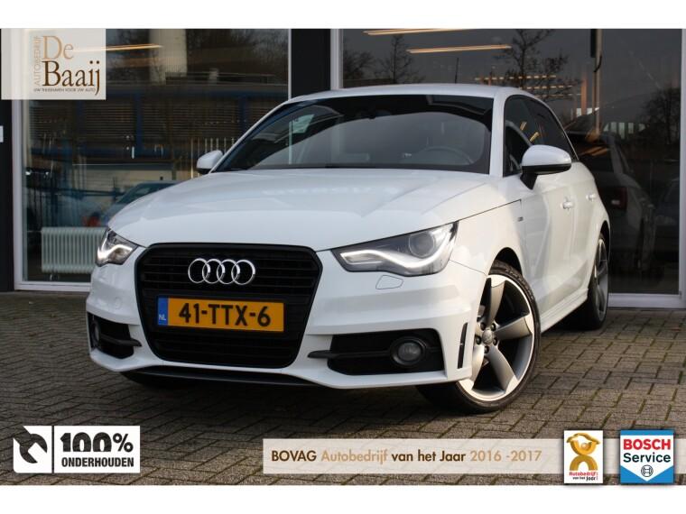 Foto van Audi A1 Sportback 1.2 TFSI Pro Line S