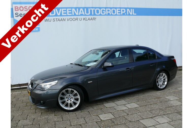 Foto van BMW 5 Serie 520i Corporate Lease Business Line Sport