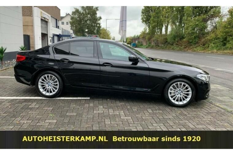 BMW 5 Serie 530d 265 PK Sport Line Stoelkoeling ACC Head-Up