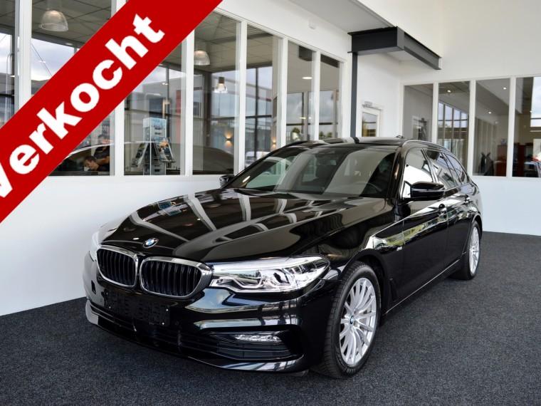 Foto van BMW 5 Serie Touring 530d Sport-Line High Executive Aut8